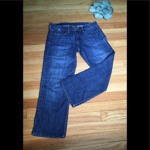 Lucky Brand Crop Jeans sz. 4